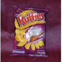Patatas fritas rufles sabor jamón