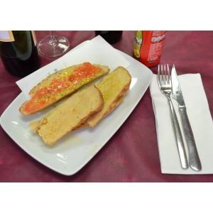 1/2 Bocadillo de tortilla española