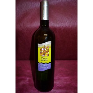 Vino blanco Casas del Mar (75 cl)