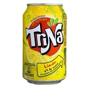 Trina de limón (lata de 33 cl)