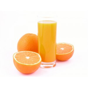 Zumo de naranja natural (25 cl)